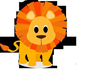 Lev Alex, maskot dětských příměstských kempů